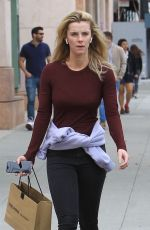 BETTY GILPIN Out Shopping in Beverly Hills 02/01/2019