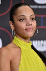 BIANCA LAWSON at Warner Music's Pre-Grammys Party in Los Angeles 02/07/2019
