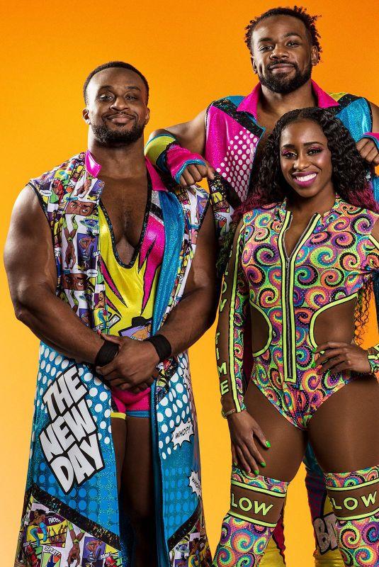 Black Superstars of WWE