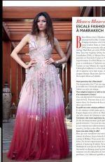 BLANCA BLANCO in Grazia Magazine, February 2019