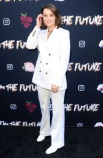 BRANDI CARLILE at Fem the Future Brunch at Ysabel in Los Angeles 02/08/2019