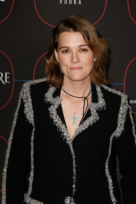 BRANDI CARLILE at Warner Music's Pre-Grammys Party in Los Angeles 02/07/2019