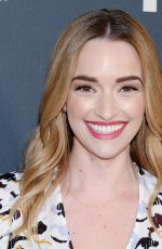 BRIANNE HOWEY at 2019 TCA Winter Tour in Los Angeles 02/06/2019
