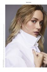 BRIE LARSON in Elle Girl Magazine, March 2019