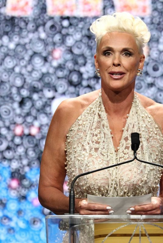 BRIGITTE NIELSEN at Directors Guild of America Awards in Los Angeles 02/02/2019