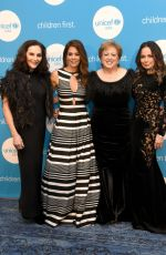 BROOKE BURKE at 2nd Annual Unicef Gala in Dallas 02/01/2019