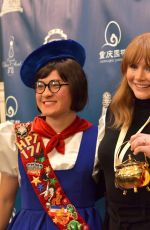 BRYCE DALLAS HOWARD at Hasty Pudding Theatricals Woman of the Year Event in Cambridge 01/30/2019
