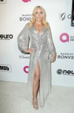 BUSY PHILIPPS at Elton John Aids Foundation Oscar Party in Hollywood 02/24/2019