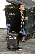 CALLY JANE BEECH Arrives in Newcastle 01/30/2019