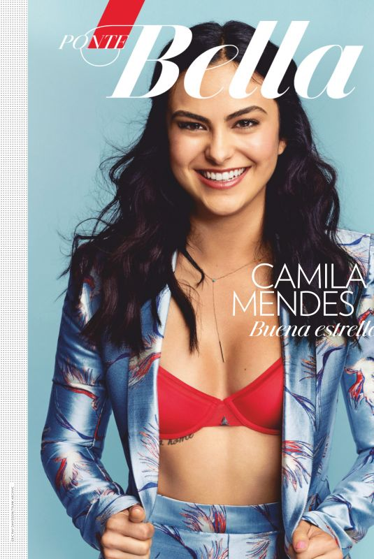 CAMILA MENDES in People en Espanol, March 2019