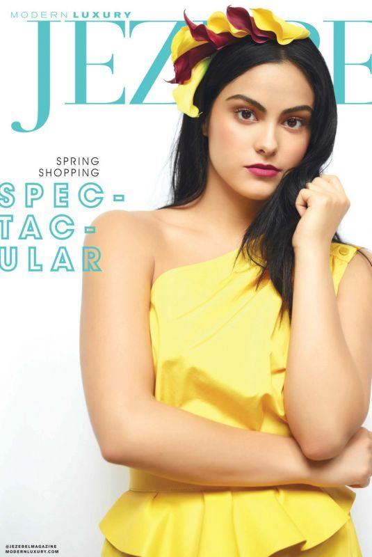 CAMILA MENDEZ in Jezebel Magazine, March 2019