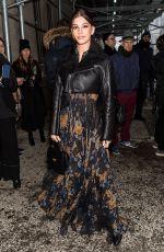 CAMILA MORRONE at Coach Fashion Show in New York 02/12/2019