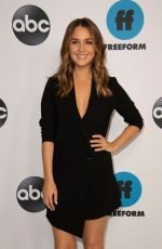 CAMILLA LUDDINGTON at Freeform