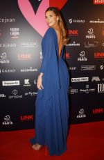 CAMILLE CERF at Par Amour Charity Gala in Paris 02/14/2019