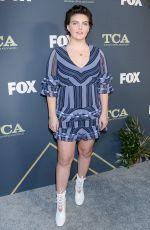 CAMREN BICONDOVA at Fox Winter TCA Tour in Los Angeles 02/06/2019