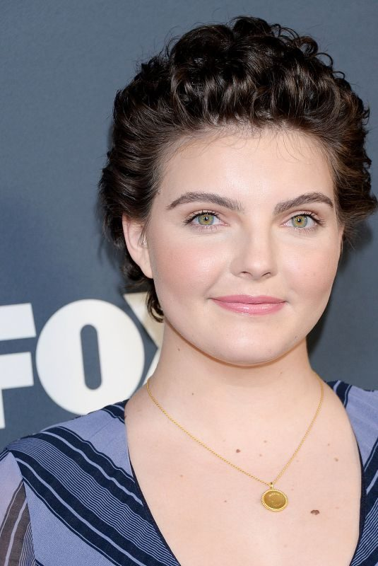CAMREN BICONDOVA at Fox Winter TCA Tour in Los Angeles 02/06/2019