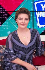 CAMREN BICONDOVA at Young Hollywood Studios in Los Angeles 02/06/2019