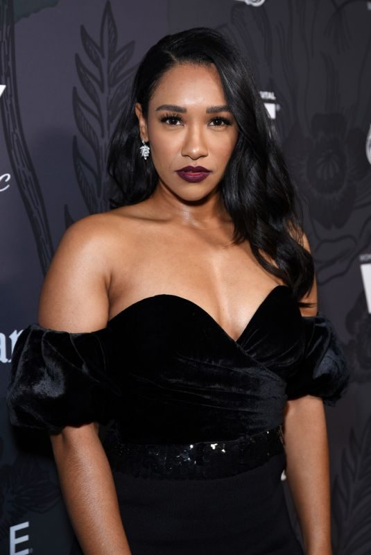CANDICE PATTON at Women in Film Oscar Party in Beverly Hills 02/22/2019