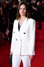 CARA HORGAN at The Aftermath Premiere in London 02/18/2019