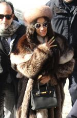 CARDI B at Queens Criminal Court Over Assault Charges, After a Fight Broke Out at a Strip Club 01/31/2019