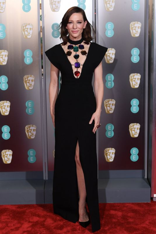 CATE BLANCHETT at Bafta Awards 2019 in London 02/10/2019