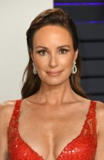 CATT SADLER at Vanity Fair Oscar Party in Beverly Hills 02/24/2019