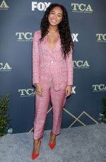 CHANDLER KINNEY at 2019 TCA Winter Tour in Los Angeles 02/06/2019