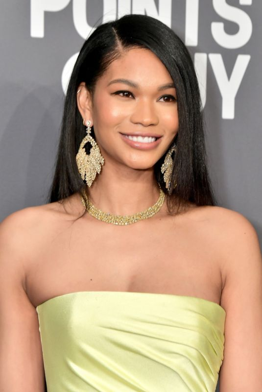 CHANEL IMAN at Amfar New York Gala 2019 02/06/2019