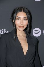 CHANTEL JEFFRIES at Spotify Best New Artist 2019 in Los Angeles 02/07/2019