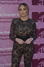 CHARLOTTE CROSBY at #TheCharlotteShow Launch Party in Newcastle 01/30/2019