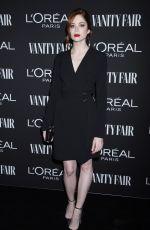 CHARLOTTE HOPE at Vanity Fair & L