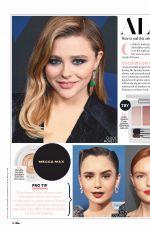 CHLOE MORETZ and EMMA STONE in Who Magazine, February 2019