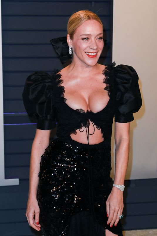 CHLOE SEVIGNY at Vanity Fair Oscar Party in Beverly Hills 02/24/2019