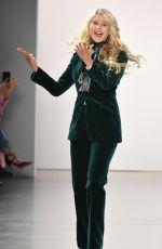 CHRISTIE BRINKLEY at Elie Tahari Runway Show at New York Fashion Week 02/07/2019