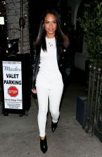 CHRISTINA MILIAN at Madeo in Beverly Hills 02/06/2019