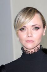 CHRISTINA RICCI at Christian Siriano Fashion Show at NYFW in New York 02/09/2019