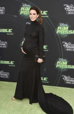 CHRISTY CARLSON ROMANO at Kim Possible Premiere in Los Angeles 02/12/2019