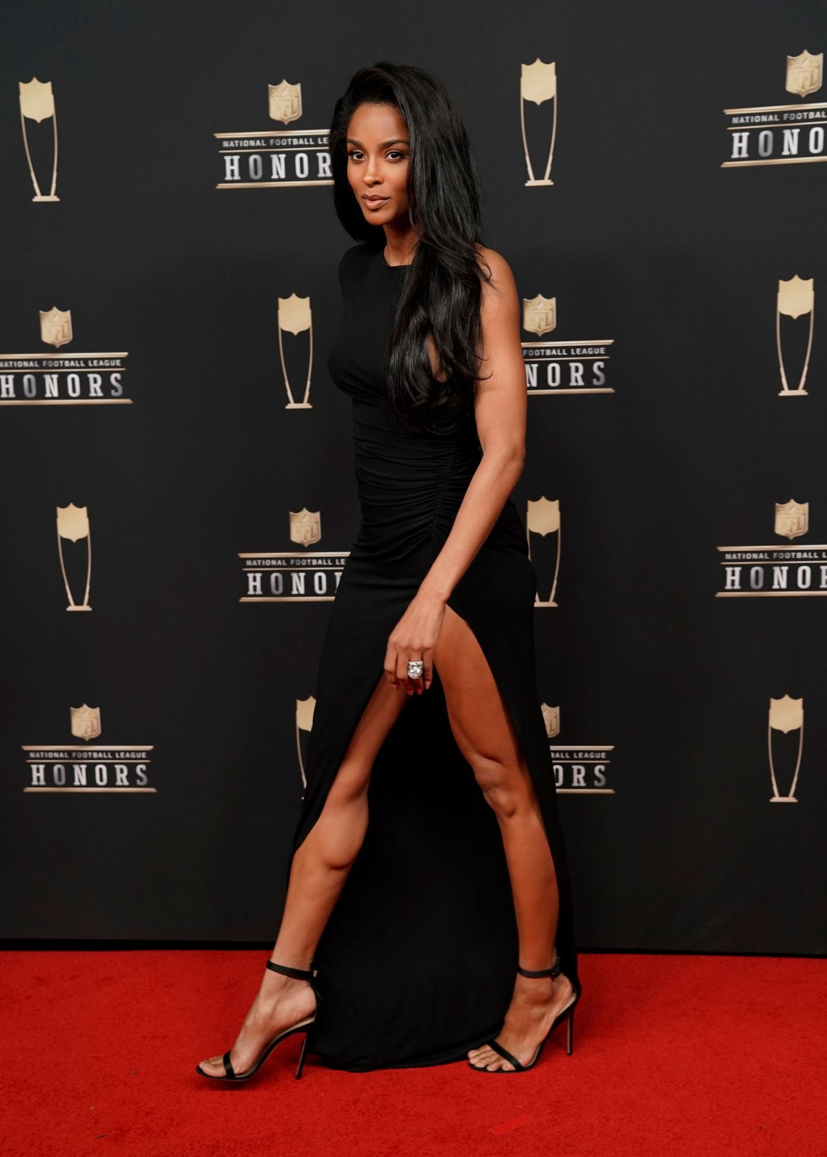 Ciara In Instyle Magazine April 2019 Issue: CIARA At NFL Honors In Atlanta 02/02/2019