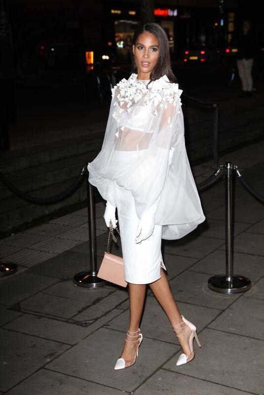 CINDY BRUNA at Late Fabulous Fund Fair at London Fashion Week 02/18/2019