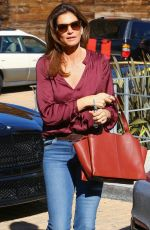 CINDY CRAWFORD Out for Lunch in Malibu 02/06/2019