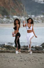 CJ FRANCO and RAVEN LEXYfor 138 Water in Malibu 02/05/2019