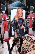 CLARA PAGET at Aspinal of London Fashion Show at LFW in London 02/18/2019