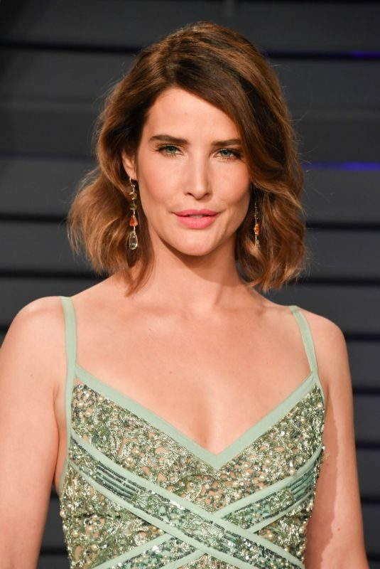 COBIE SMULDERS at Vanity Fair Oscar Party in Beverly Hills 02/24/2019