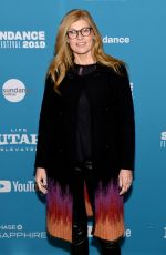 CONNIE BRITTON at The Mustang Premiere at Sundance Film Festival 01/31/2019