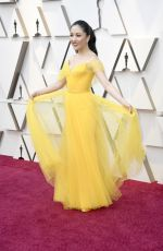 CONSTANCE WU at Oscars 2019 in Los Angeles 02/24/2019