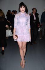 DAISY LOWE at Bora Aksu Show at London Fashion Week 02/15/2019