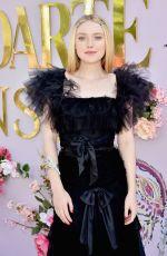 DAKOTA FANNING at Rodarte Fashion Show in San Marino 02/05/2019
