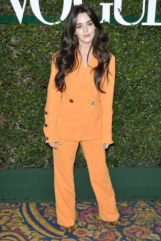 DANA MELANIE at Teen Vogue Young Hollywood Party in Los Angeles 02/15/2019