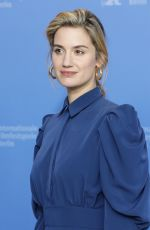 DANICA CURCIC at Out Stealing Horses Photocall at Berlin International Film Festival 02/09/2019