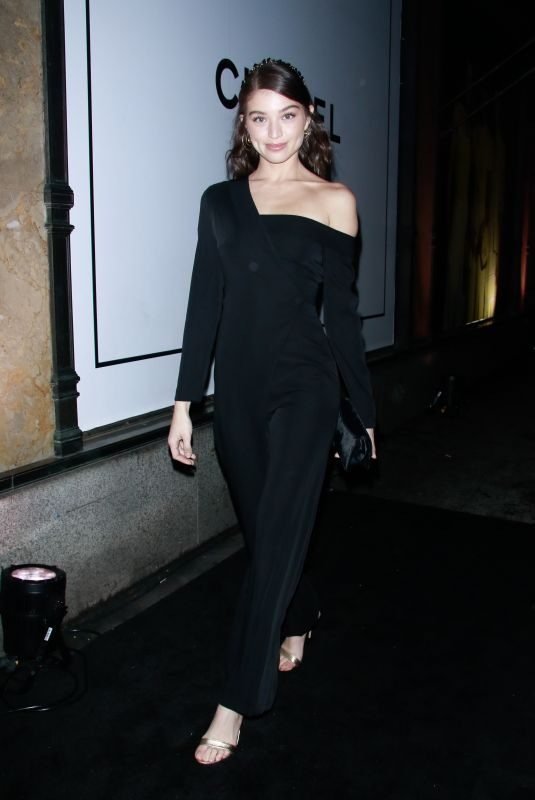 DANIELA LOPEZ OSORIO Night Out in New York 02/08/2019